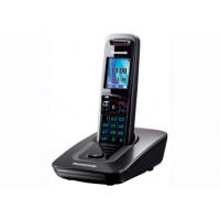 Радиотелефон DECT Panasonic KX-TG8411RU с автоответчиком, титан